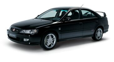 Accord Type-R (Modell 2001) - Foto: Honda Deutschland