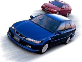 Accord Aerodeck (wagon) Modell 2002 - Honda Japan