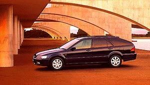 Accord Aerodeck ab '98 in der US-Version - Honda USA