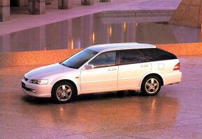 Accord Aerodeck (wagon) Modell 2000 - Honda Japan