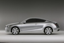 Accord Coupé (Studie von 2007) - Quelle: Honda World