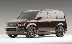 Honda Element SC - Modell 2007 - Foto: Honda World