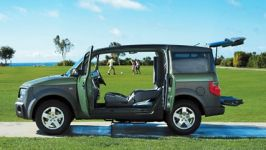 Honda Element - Quelle: Karlheinz Korbmacher