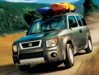 Honda Element - Foto: Honda USA