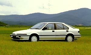 Quint Integra - Honda Japan