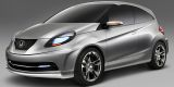Honda New Small Car Concept