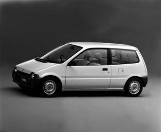 Honda Today - 1. Generation (Mod.'85) - Foto: Honda Japan